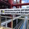 デジタルアート「チームラボ ボーダレス」は親子で楽しい、カップルで楽しい!