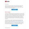 YouTubeから「おまえに金はやらない」宣告が来た