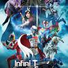 Infini-T Force(インフィニティ フォース)タツノコプロ55周年記念 4大ヒーロー集結!