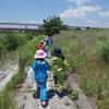 1年生のお散歩   Spaziergang der 1Klasse