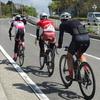 ロードバイク - 三味線R ガーデン周回練 (8周)