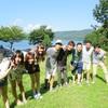 ゼミ合宿青木湖セミナーハウス