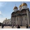 モスクワ一人旅④ クレムリンで見る守衛パレードは必見!!