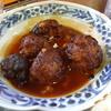 幸運な病のレシピ( 608 )夜:パテから作ったハンバーグ・肉団子、汁