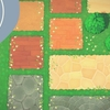 【あつ森】道を飾る草花・小花のマイデザイン【地面マイデザイン】