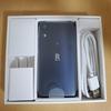 楽天モバイル「Rakuten Mini」の初期設定をした。