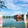 カンボジアのウユニ塩湖を見た!