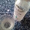 朝の炭酸水