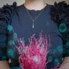 アヴェニール〜真鍮製〜 gold boxchain necklace