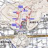 兵庫県たつの市:男明神と女明神のある笹山