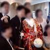 同僚の結婚式・披露宴に行って来ました~