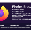 Firefox85 リリース