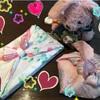 友達からの超かわいいバースデープレゼント〜♪───O(≧∇≦)O────♪