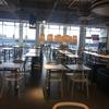 IKEAの開店前無料モーニングコーヒーでカプチーノをいただきました