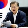 韓国大統領、THAAD増強を検討 慎重姿勢から一転