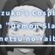 "【Cutest Cosplay EVER】Nezuko's Cosplay from ""Demon Slayer: Kimetsu no Yaiba"""
