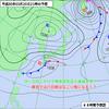 20~22日にかけて南岸低気圧が本州の南を通過!21日は東京でなごり雪となるかも!?