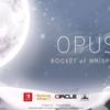 死者の魂に安らぎを。終末戦争後の世界で宇宙葬を行うADV『OPUS:Rocket of Whispers』がSwitchでリリース決定