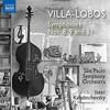 ヴィラ=ロボス:交響曲第8番, 第9番, 第11番