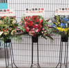 お届けのスタンド花たち♪