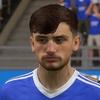 FIFA21 キャリアモード 若手ST 固有フェイス
