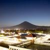 富士山を撮りに御殿場アウトレットの駐車場までドライブ