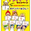 1月のハッピーナンバー7発表!
