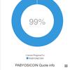 パビヨシコイン順調‼️‼️ 毎日保有額の1%貰えるコインの❓‼️