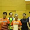 第7回 牟礼地区ソフバ&卓球大会