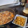 幸運な病のレシピ( 2248 )朝:イカ大根、玉こんにゃく、魚下ごしらえ