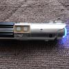 【スターウォーズ グッズ】「リモコンセーバー」を振ってみた!【動画あり】(Lightsaber toy)