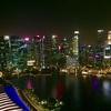【おすすめ格付けつき、シンガポール旅行記】2日目後半から3日目 幻のナイトサファリからマリーナベイ・サンズ 屋上レストラン セ・ラ・ヴィ