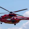 AS332ヘリが群馬県上野村で墜落