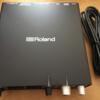 Roland Rubix22 を使ってベースの音を『Cakewalk by Bandlab』に録音する