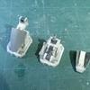 【ガンプラ】 1/100 リアルタイプ MS-06 ザクを作る その146 2020年3月9日 【旧キット】(内部フレーム フルスクラッチ)