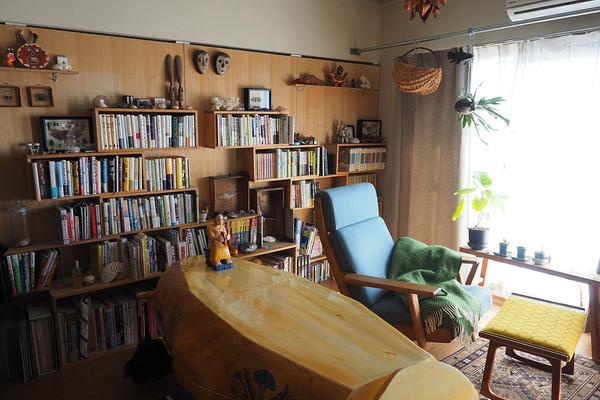 好きなものに囲まれたこのマンションで、これからも家づくりを楽しみ続ける|メレ山メレ子