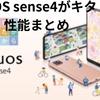 【AQUOS】シャープのスタンダードスマホ「AQUOS sense4」が来たぞー!!バッテリー持ち1週間でトリプルカメラ搭載!!
