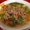 味仙東京神田店で『台湾ラーメン(塩)』を食べてきた