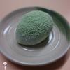 『季節の和菓子から・・・ うぐいす餅』
