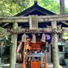 稲荷山⑮:春繁、そして小狐丸ゆかりの地・劔石の御劔社(長者社神蹟)