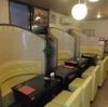 黄色いチェアの喫茶店/北海道秘密市