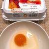 名古屋コーチンの卵で生卵の負荷