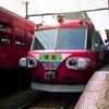 ブログ・ハラスメント ハーフカメラ写真 名古屋鉄道・犬山駅1981(たぶん)