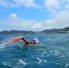 海で10キロ