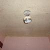 浴室天井 パネル張り