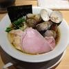 【今週のラーメン1423】Japanese-Soba-Noodles-むぎとオリーブ (東京・銀座) 蛤SOBA