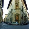 冬のイタリア「ひとりで滞在するフィレンツェ旅!美しい夕刻のサンタ・マリア・ノヴェッラ界隈を歩いて、引き寄せられる角?」