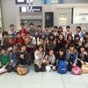 【解散のご報告】関西国際空港到着