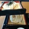 味の民芸、手延べうどん食べ放題で7枚完食(サガミ株主優待)