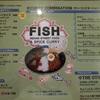 FISHでボリューム満点のスパイシーなカレー@西新宿